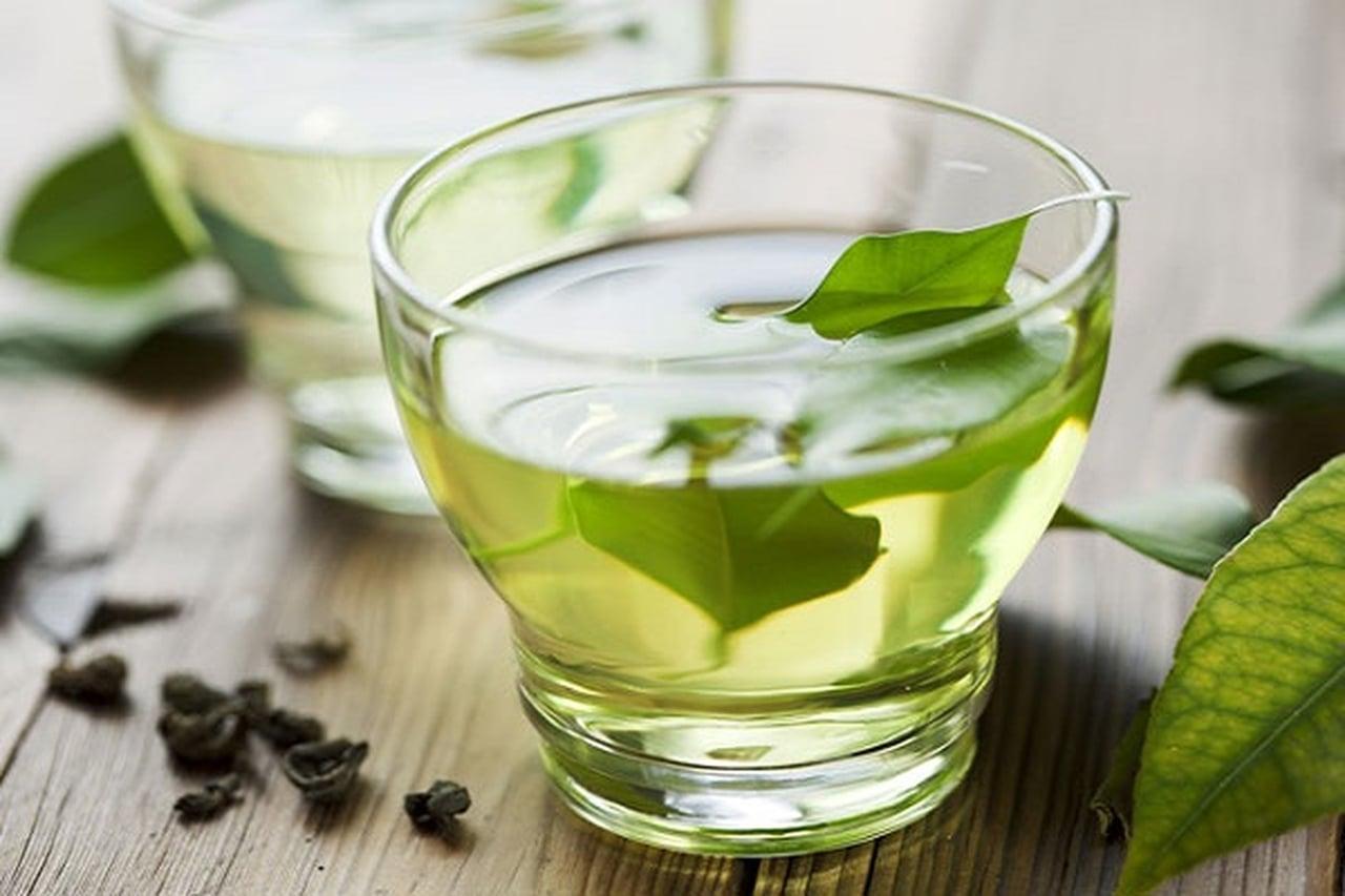 Infusione Tè verde