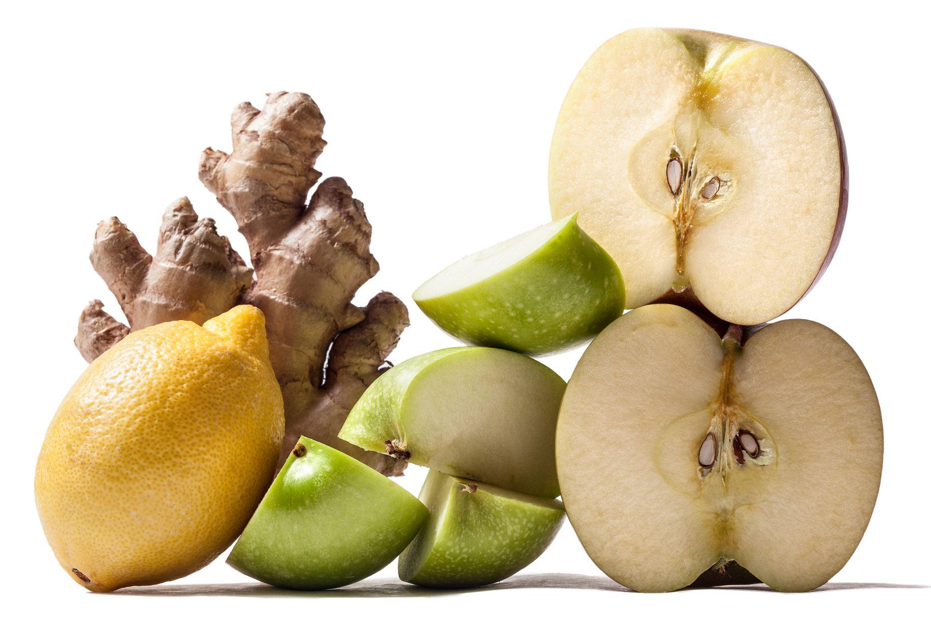 Frutta Fresca e Zenzero