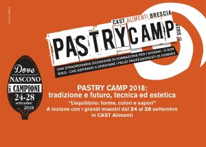 Pastry Camp 2018