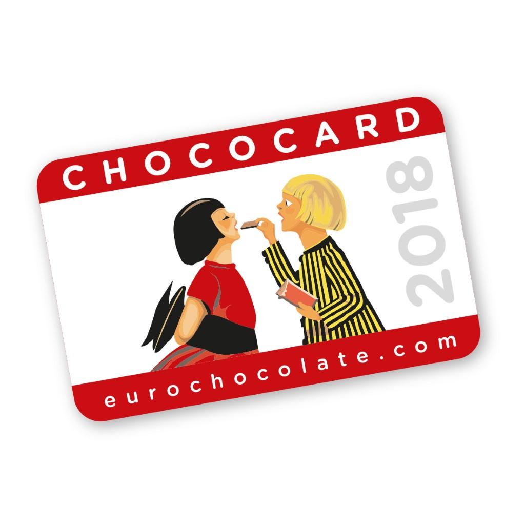 Chococard 2018