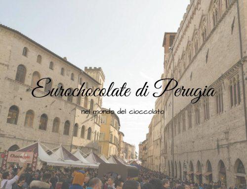 Eurochocolate Festival Internazionale 2018