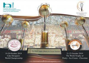 Campionato Mondiale di Pasticceria 2019