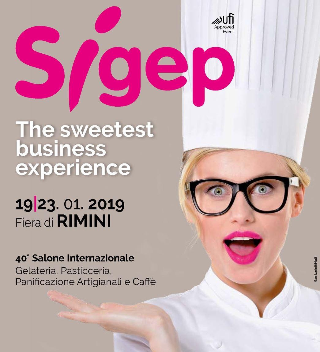 SIGEP Fiera di Rimini 2019