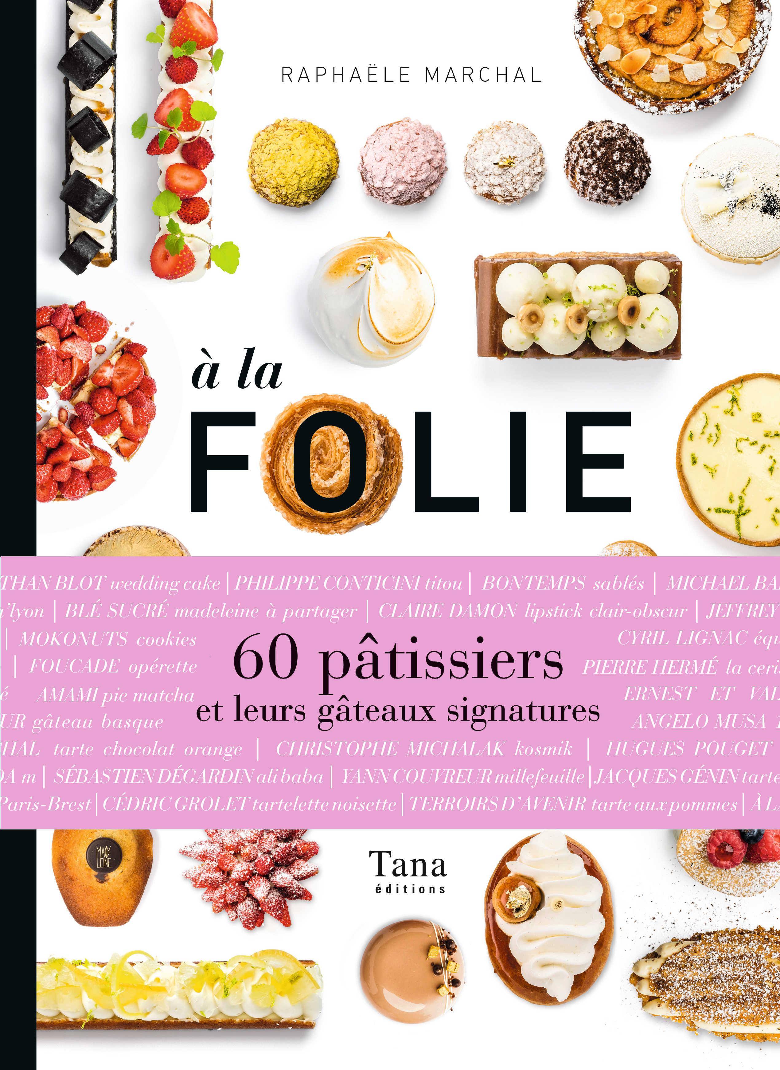 Libro Pasticceria Francese