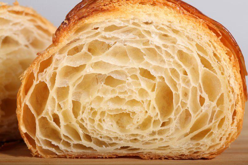Lievitazione Croissants